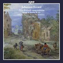 Johannes Eccard (1553-1611): Geistliche & Weltliche Chorwerke, CD