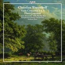 Christian Wilhelm Westerhoff (1763-1806): Violakonzerte C-Dur & G-Dur, CD