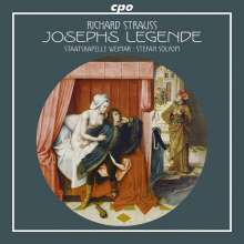 Richard Strauss (1864-1949): Josephslegende op.63, CD