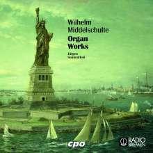 Wilhelm Middelschulte (1863-1943): Orgelwerke Vol.1, CD