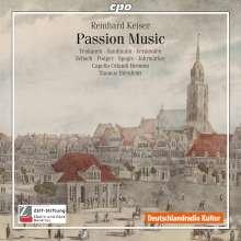 Reinhard Keiser (1674-1739): Passions-Musik, CD