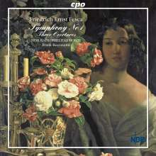 Friedrich Ernst Fesca (1789-1826): Symphonie Nr.1, CD