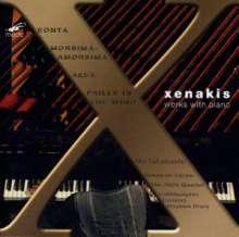 Iannis Xenakis (1922-2001): Kammermusik mit Klavier, DVD