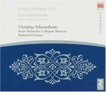 Johann Sebastian Bach (1685-1750): Cembalokonzerte BWV 1052-1058,1060,1065, 2 CDs
