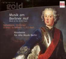 Musik am Berliner Hof, CD