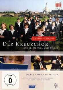 Dresdner Kreuzchor - Engel, Bengel und Musik Vol.3, DVD