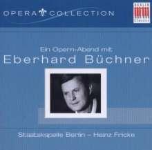 Eberhard Büchner - Ein Opernabend, CD