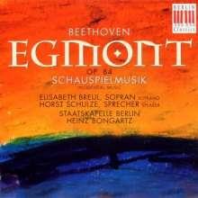 Ludwig van Beethoven (1770-1827): Egmont op.84, CD