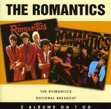 The Romantics: Romantics / National Breakout, CD