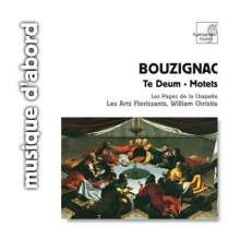 Guillaume Bouzignac (1592-1641): Te Deum & Motetten, CD