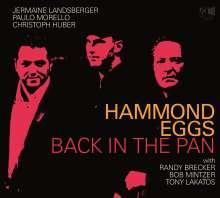 Hammond Eggs: Back In The Pan, CD