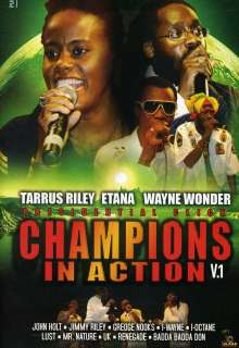 Champions In Action 1 / Vario: Champions In Action 1 / Variou, DVD