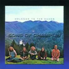 Sons Of Champlin: Welcome To The Dance, CD