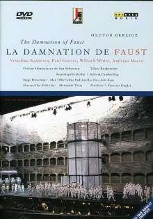 Hector Berlioz (1803-1869): Berlioz - La Damnation, DVD