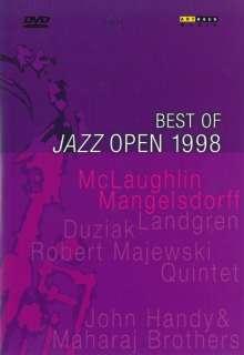 Best Of Jazz Open 1998, DVD
