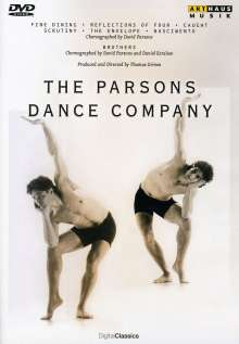 The Parsons Dance Company, DVD