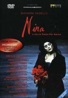 Giovanni Paisiello (1740-1816): Nina, DVD