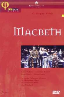 Giuseppe Verdi (1813-1901): Macbeth, DVD