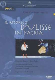 Claudio Monteverdi (1567-1643): Il ritorno d'Ulisse in patria, DVD