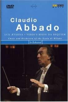 Verdi: Claudio Abbado, DVD