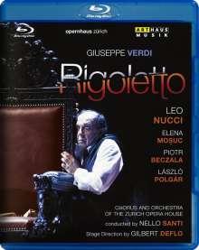 Giuseppe Verdi (1813-1901): Rigoletto (Blu-ray), Blu-ray Disc