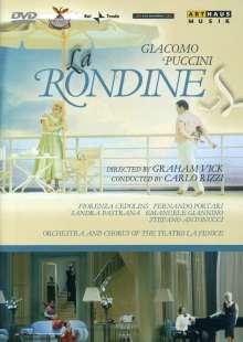Giacomo Puccini (1858-1924): La Rondine, DVD