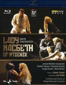 Dimitri Schostakowitsch (1906-1975): Lady Macbeth von Mtsensk, Blu-ray Disc