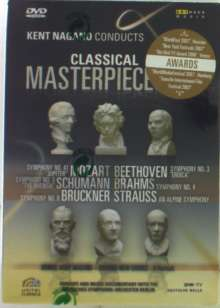Kent Nagano: Classical Masterpieces, 7 DVDs