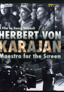 Herbert von Karajan - Maestro for the Screen (Dokumentation), DVD