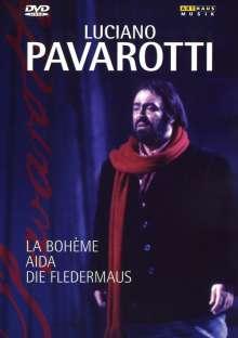 Luciano Pavarotti (Opern-Gesamtaufnahmen), 5 DVDs