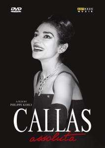 Callas assoluta (Dokumentation), DVD