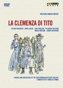 Wolfgang Amadeus Mozart (1756-1791): La Clemenza di Tito, DVD