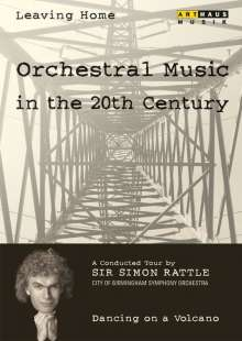 Simon Rattle: Orchestral Music In C20, DVD