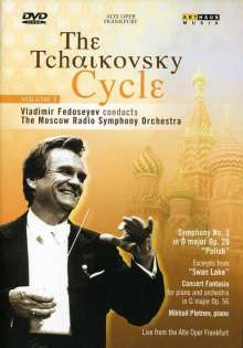 Vladimir Fedoseyev - The Tschaikowsky-Cycle Vol.3, DVD