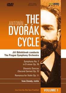 Antonin Dvorak (1841-1904): The Dvorak Cycle Vol.1, DVD