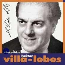 Heitor Villa-Lobos (1887-1959): Bachianas Brasileiras Nr.4, CD