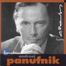 Andrzej Panufnik (1914-1991): Sinfonia Elegiaca, CD