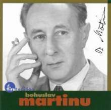 Bohuslav Martinu (1890-1959): Symphonie Nr.5, CD