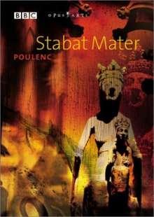 Francis Poulenc (1899-1963): Stabat Mater, DVD