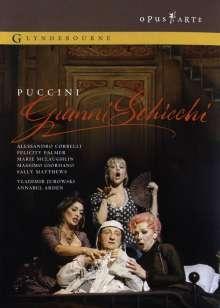Giacomo Puccini (1858-1924): Gianni Schicchi, DVD