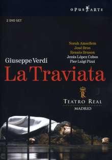 Giuseppe Verdi (1813-1901): La Traviata, 2 DVDs