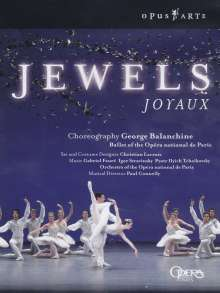 Ballet de l'Opera National de Paris - Jewels, DVD