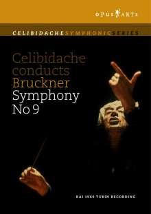 Anton Bruckner (1824-1896): Symphonie Nr.9, DVD