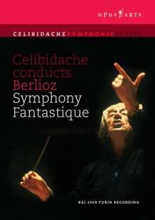 Sergiu Celibidache conducts Berlioz, DVD