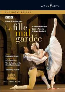 The Royal Ballet:La Fille mal gardee (Herold), DVD