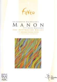 Australian Ballet:Manon ((Massenet), DVD
