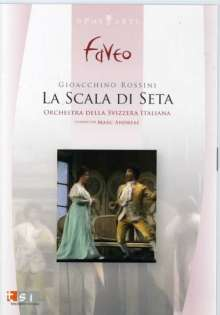 Gioacchino Rossini (1792-1868): La Scala Di Seta, DVD