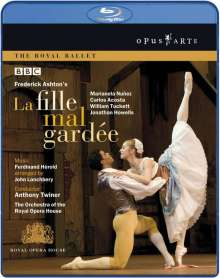 The Royal Ballet:La Fille mal gardee (Herold), Blu-ray Disc