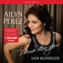 Ailyn Perez - Poeme d'un jour, CD