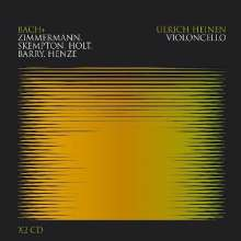 Ulrich Heinen - Bach +, 2 CDs